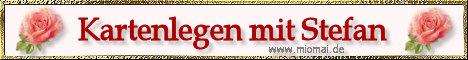 Kartenlegen Stefan * Kartenleger Hellseher Wahrsager Stefan * Kartenlegen Wahrsagen Privat ohne 0900 - www.miomai.de